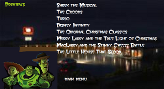 Toy Story of Terror (DW Classics)