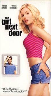 The Girl Next Door UK VHS