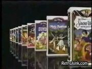 Walt Disney Masterpiece Collection 1995 Promo