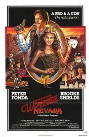 1979 - Wanda Nevada Movie Poster