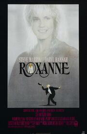 1987 - Roxanne Movie Poster