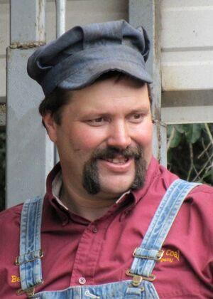 "Gramling Locomotive Works - People Byron ""Barney"" Gramling"