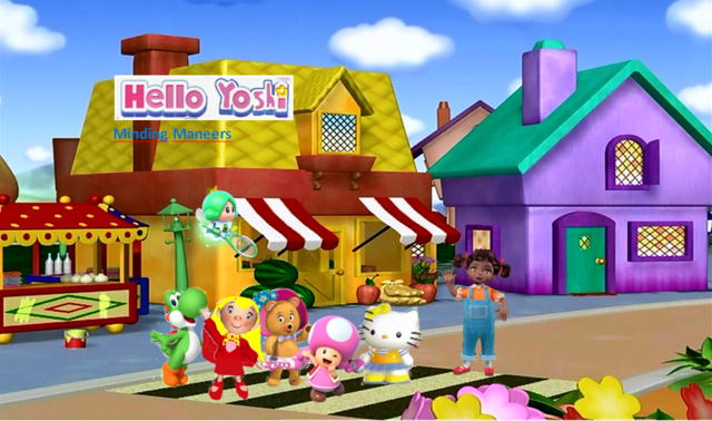 File:Hello yoshi in Toyland wallpaper.PNG