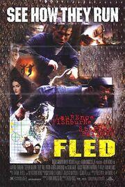 1996 - Fled Movie Poster