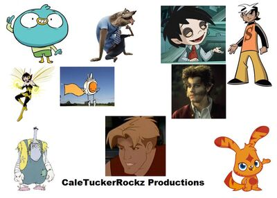 CaleTuckerRockz Productions
