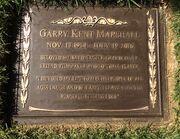 Garry Marshall Grave