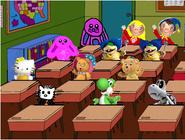 Hello yoshi's classroom