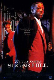 1994 - Sugar Hill Movie Poster