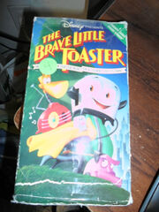 The brave little toaster vhs 2