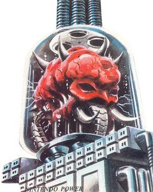MotherBrain-Metroid