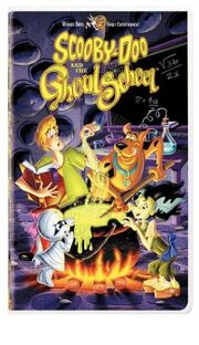 Scooby-Doo and the Ghoul School VHS