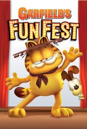 Garfields fun fest poster