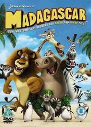 Madagascar UK VHS