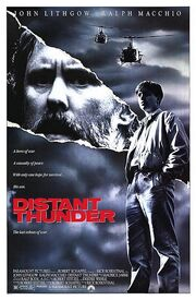 1988 - Distant Thunder Movie Poster