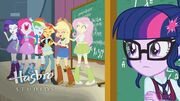 My Little Pony Equestria Girls- Friendship Games Preview