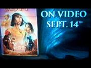 The Prince Of Egypt VHS Trailer