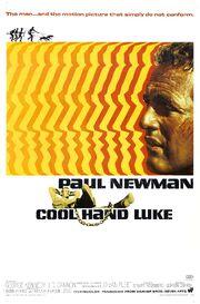1967 - Cool Hand Luke Movie Poster