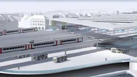 Stationsproject 'Mechelen in beweging'