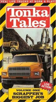 Tonka Tales Volume One - Scrapper's Biggest Job