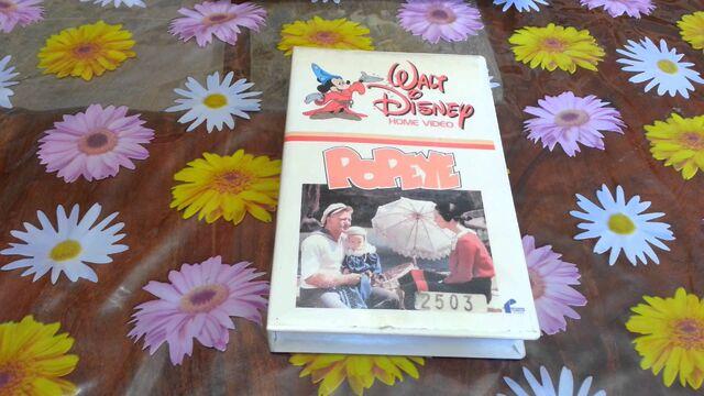 File:Popeye Disney VHS.jpg