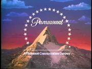 Paramount Logo (Paramount Communications Byline)