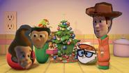 Christmasatjimmyandsheen