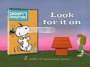 Happiness is peanuts Snoopys adventures trailer