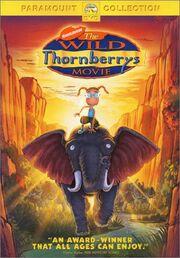 The wild thornberrys movie dvd