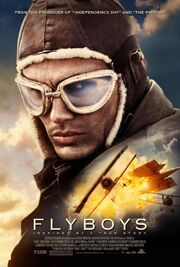 2006 - Flyboys Movie Poster