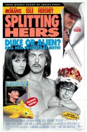 1993 - Splitting Heirs Movie Poster