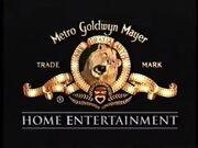 MGM Home Entertainment (1998-2005) Logo