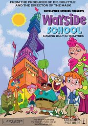 Wayside School Theatrical Poster