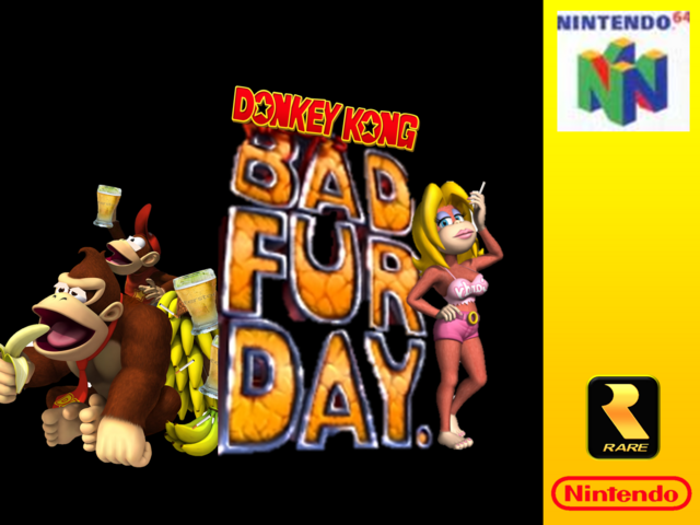 File:Donkey Kongs Bad Fur Day.png