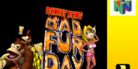 Donkey Kong Country/Conker's Bad Fur Day
