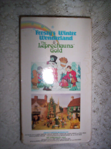 File:Frosty's Winter Wonderland The Leprechauns' Gold VHS.jpg
