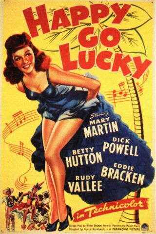 File:1943 - Happy Go Lucky Movie Poster.jpg