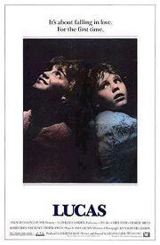 1986 - Lucas Movie Poster