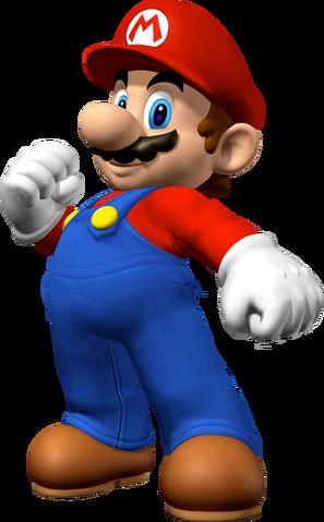 File:Mario Artwork - Mario Party 7.png