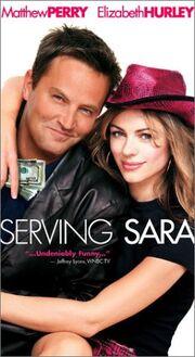 Serving Sara VHS