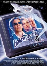 1999 - Galaxy Quest Movie Poster