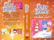 Care Bears - The Magic Shop VHS