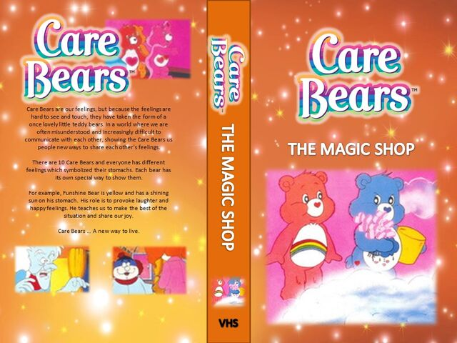 File:Care Bears - The Magic Shop VHS.jpg