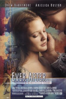 Ever After A Cinderella Story (1998) Poster