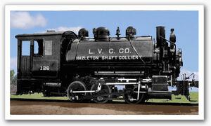 2012 - John D LeBaron - Sadie the Saddletank (Lehigh Valley Coal Co. 126 Tribute Song