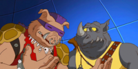 Bebop and Rocksteady (Characters)