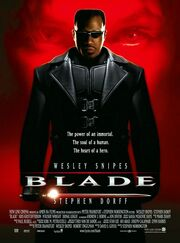 1998 - Blade Movie Poster