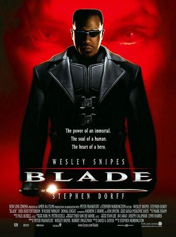 File:1998 - Blade Movie Poster.jpg