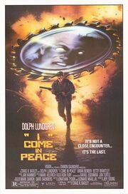 1990 - I Come in Peace Movie Poster