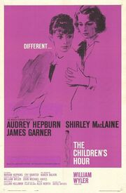 1961 - The Children's Hour Movie Poster