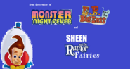 From the creators of Monster Night Fever, E.B. and Rumor Fairies